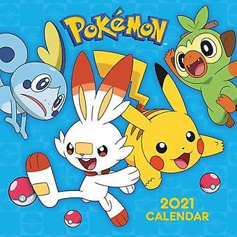 Pokemon Kalender 2021