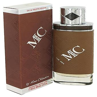 Mc Mimo Chkoudra Eau De Toilette Spray By Mimo Chkoudra 3.3 oz Eau De Toilette Spray