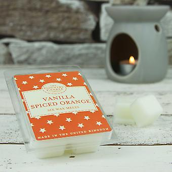 Country Candle Wax Melt Superstars Packs Vanilla Spiced Orange