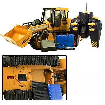 Remote Control Excavator Bulldozer Toy