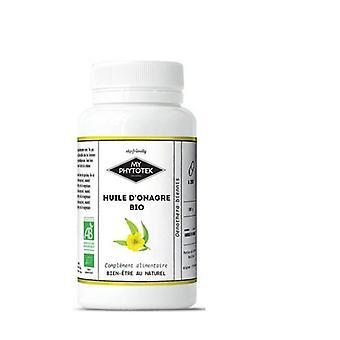 Evening primrose in organic capsule 120 capsules of 500mg