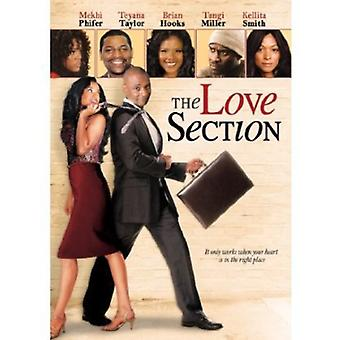 Love Section [DVD] USA import