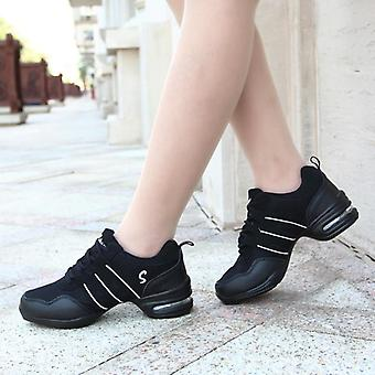 Soft Outsole Breath Dance Shoes Sneakers For Woman