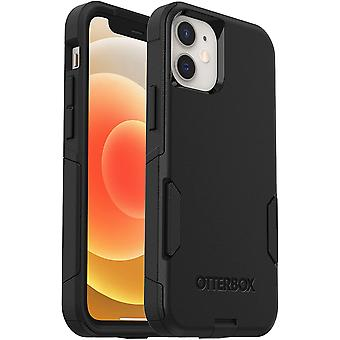 OtterBox Commuter Series Case, On-The-Go Protection for Apple iPhone 12 Mini - Black