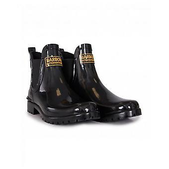 Barbour International Assen Chelsea Welly Boots
