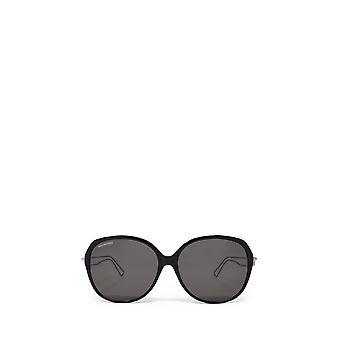 Balenciaga BB0058SK black female sunglasses