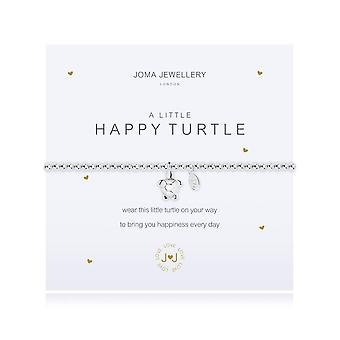 مجوهرات جوما سوار السلاحف السعيد قليلاً 2078