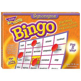 Gioco di Bingo Sinonimi