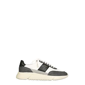 Axel Arigato 35043dgwb Herren's Weiß/Schwarz Polyester Sneakers