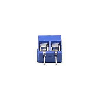 Kf301-5.0-2p Kf301-3p Kf301-4p Pitch 5.0mm Straight Pin 2p/3p/4p Schraube Pcb
