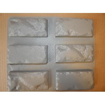Plastic Molds For Concrete Plaster Super Best Price Wall Stone Cement Tiles