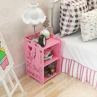 経済的なアセンブリ&アポス;s部屋の寝室の寝室のドミトリーのベッドサイド テーブル/小さいキャビネット