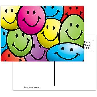 Smiley Faces Postales, Paquete de 30