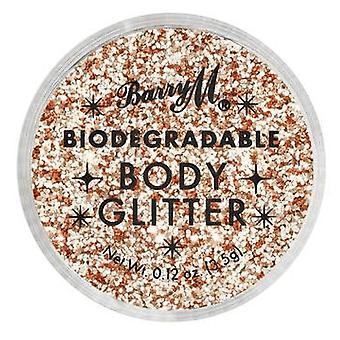 Barry M 3 X Barry M Biodegradable Body Glitter - Pink Fizz