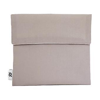 Food bag - Beige - 18x15,5cm 1 unit