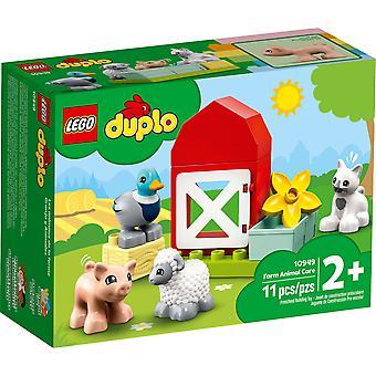 LEGO 10949 Kotieläinten hoitaminen