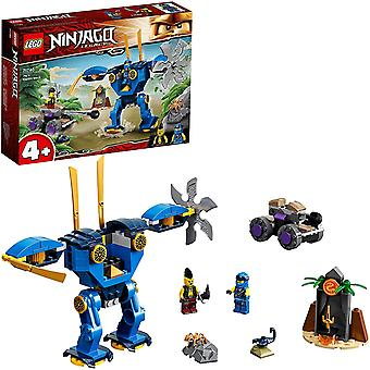 LEGO 71740 NINJAGO Legacy Jay's Electro Mech