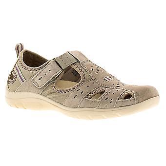 Earth Spirit Cleveland Womens Ladies Sandals Grey UK Size