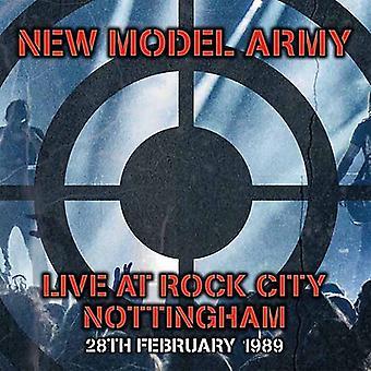 New Model Army - Live In Nottingham 1989 [Vinyl] USA import