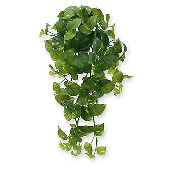 Künstliche Scindapsus Hängepflanze 80 cm RT
