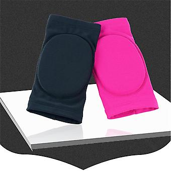 Figure Ice Skating Knee Protector Pad Sports Safety Supporter Protective Mat