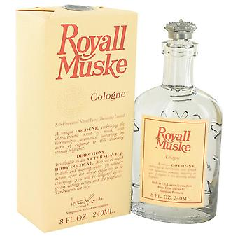 Royall Muske All Purpose Lotion / Cologne By Royall Fragrances 8 oz All Purpose Lotion / Cologne