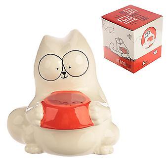 Leuke collectable simons kat spaarpot