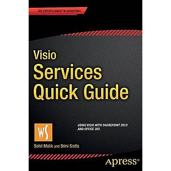 Visio Services Quick Guide - Using Visio with SharePoint 2013 and Offi