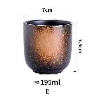 Kaffeetassen, Keramik Tassen, Teebecher, Glas, Trinkgeschirr Latte spezialisierte Kaffees
