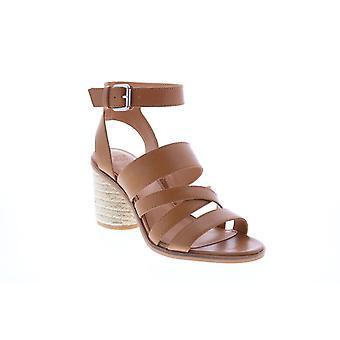 Frye & Co. Adult Womens Leiah Mixed Strap Sandal Strap Heels