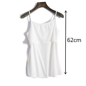 2pcs/set Pregnancy Pajamas Sleepwear Nursing Pregnant Woman Nightgown Dress
