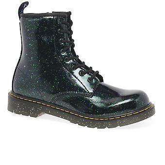 الدكتور مارتنز 1460 الكونية بريق الفتيات أحذية كبار