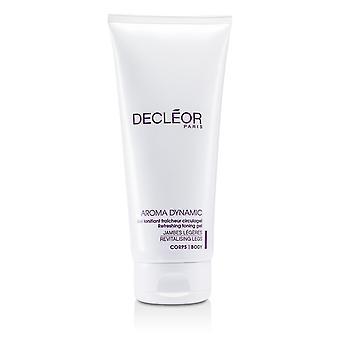 Aroma dynamic refreshing gel for legs (salon size) 38075 200ml/6.7oz