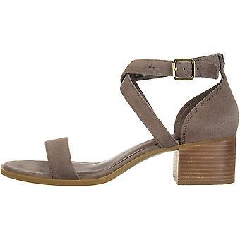 Koolaburra by UGG Womens 1102537 Open Toe Ankle Strap Wedge Pumps