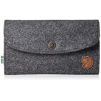 Fjallraven Norrv ge Travel Wallet, Unisex Adult Wallet, Unisex - Adult, 23336, Grey, One Size