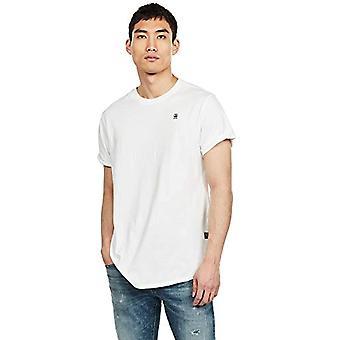 G-STAR RAW Frans Avslappnad T-Shirt, Wei (Vit B353-110), XL Män