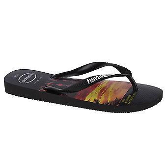 Havaianas Hype 41279200090 universal summer men shoes
