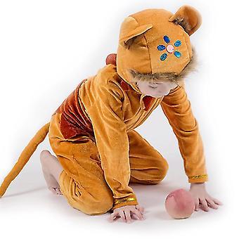 4Xl (170cm) mono largo traje de cosplay traje de escenario ropa de vacaciones cai505