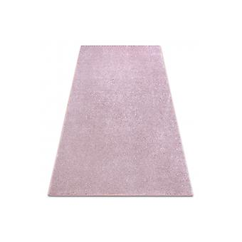 Rug wall-to-wall SAN MIGUEL blush pink 61 plain, flat, one colour