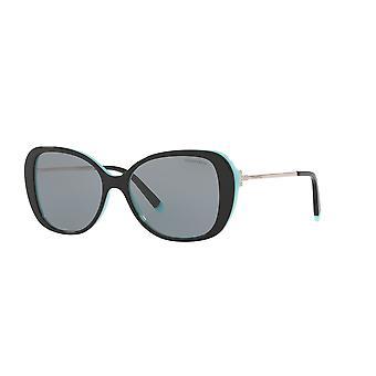 Tiffany TF4156 8055/1 Black-Blue/Grey Sunglasses