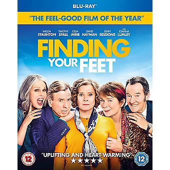Finding Your Feet Blu-ray