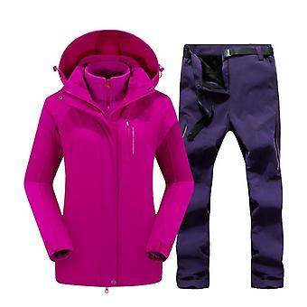 Windproof Waterproof Jacket Pants