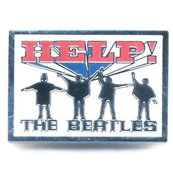 Les Beatles - Help! Pin Badge