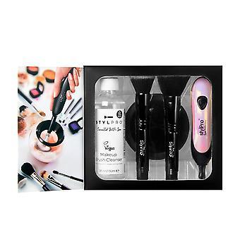 Stylideas Stylpro Gift Set Brush Set 14 Pz Para mulheres