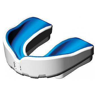 Makura Ignis Pro Mouthguard Senior White/Blue