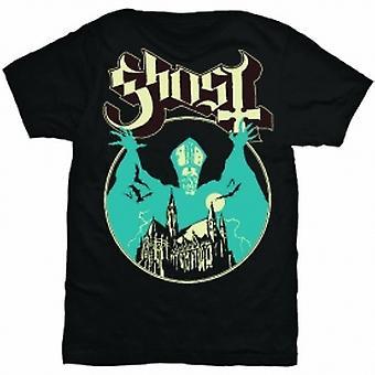 Ghost Opus Mens T-shirt: X Stor