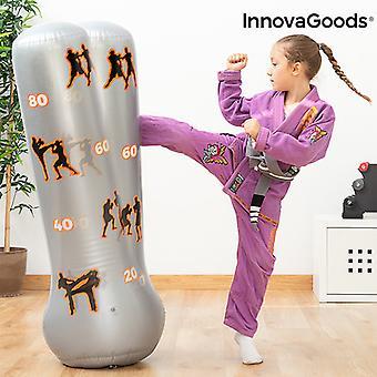 Aufblasbarer Boxboxsack für Kinder mit Standfuß InnovaGoods