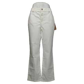 NYDJ Femmes's Petite Jeans Marilyn Straight Uplift Cool Embrace White A395678