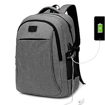 Travel Laptop Backpack, Business Anti Theft Slim Durable With Usb Charging Port