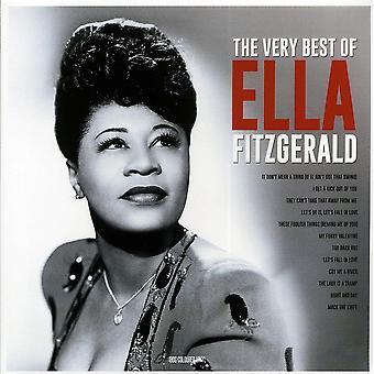 Ella Fitzgerald - The Very Best Of Electric Blue Vinyl